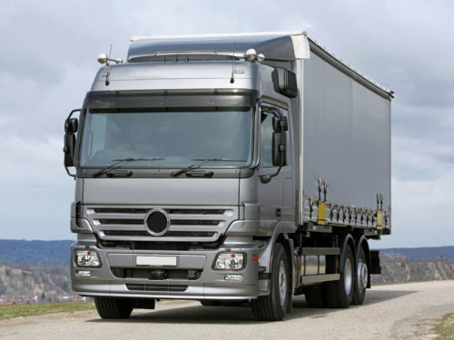 MERCEDES ACTROS MP2 [2002-2008]