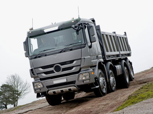 MERCEDES ACTROS MP3 [2008-2012]