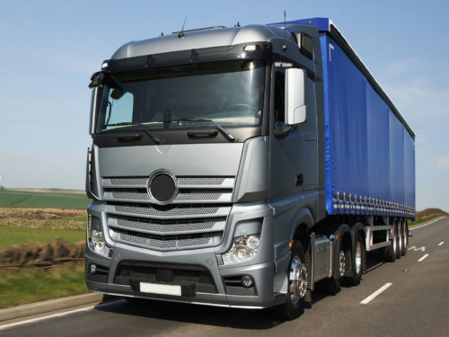 MERCEDES ACTROS MP4 [2012-on]