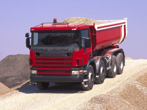 SCANIA 4 SERIES P CAB [1995-2004]