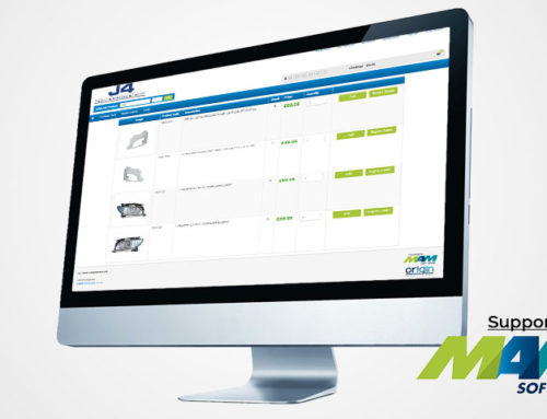 J4 Online Parts Portal