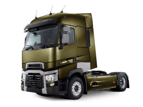 RENAULT T SERIES [2013-on]