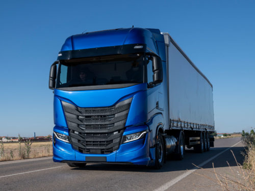 IVECO S-WAY [2019-on]